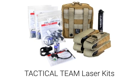 Z-Bolt® Tactical Team Kits