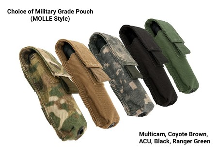 Small Modular Laser Pouch (MOLLE Style)